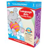 CenterSOLUTIONS™: Language Arts Learning Game, Grade 2