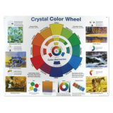 Crystal Color Wheel, Classroom Display