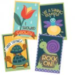 Nature Explorers Mini Colorful Cut-Outs®,Reward Tags