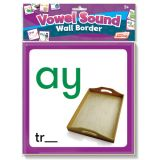 Wall Borders, Vowel Sounds