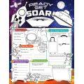 Launch Into Learning Fill Me In Activity Posters