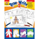 Draw...Then Write, Grades 4-6