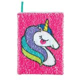Magic Sequin Unicorn Reveal Journal