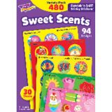 Sweet Scents Stinky Stickers® Variety Pack