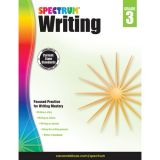Spectrum® Writing, Grade 3