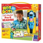 Hot Dots® Jr. Let's Master Reading, Grade PreK