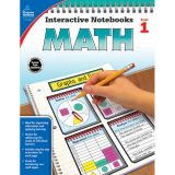 Interactive Notebooks: Math, Grade 1