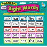 Magnetic Die-Cut Foam Sight Words, 3rd 100 Words, Level 3