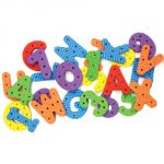 WonderFoam® Lacing Letters & Numbers