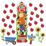 Fall/Harvest All-In-One Door Decor Kit