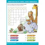 Big Workbook Math, Grades 1-2