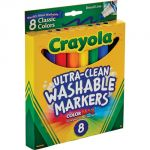 Crayola® Classic Color Washable Markers