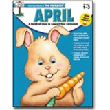 April Monthly Idea Book GR 1-3