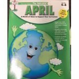April Monthly Idea Book GR 4-6