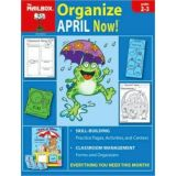 April Organize Now! Gr 2-3