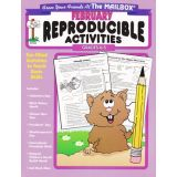 February Reproducible Activities Gr 4-5