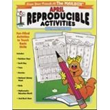 April Reproducible Activities Gr 2-3