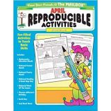 April Reproducible Activities Gr 4-5