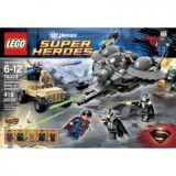 LEGO Super Heroes Superman - Battle of Smallville