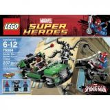 LEGO Super Heroes Spider-Cycle Chase