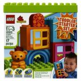 LEGO Duplo: Toddler Build and Play Cubes