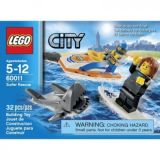 LEGO City: Surfer Rescue