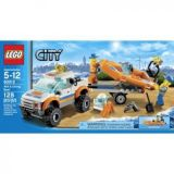 LEGO City: 4x4 and Diving Boat