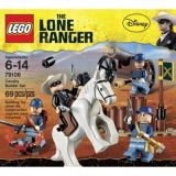 LEGO The Lone Ranger: Cavalry Builder Set