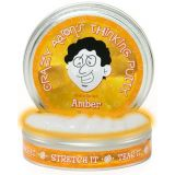 Crazy Aaron's Amber Glow 2 Thinking Putty