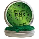 Crazy Aaron's Persian Emerald 4 Thinking Putty