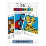 Coloring Squared: Color by Numbers