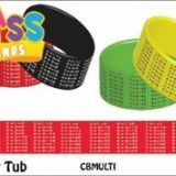 Multiplication Tables Class Bands