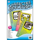 Character Education 15 Poster Set
