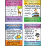 Reading Comprehension Teaching Poster Set