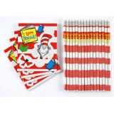 Cat in the Hat Pencil Toppers