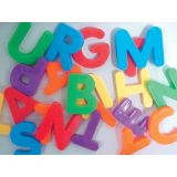 Jumbo 2.5 Magnetic Lowercase Letters