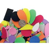 Craft Foam, Shapes, 300 pieces
