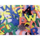 Craft Foam, Letters, 100 pieces