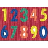 Numbers Foam Puzzle