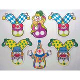 5 Finger Puppets, Set of 6