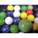 Hot Color Marbles