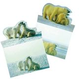 Polar Bears Sticky Notes
