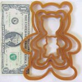 Dough Cutter Set, Bears