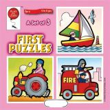 A Set of 3 First Puzzles: Careers