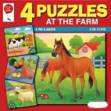 4 Puzzles: At The Farm