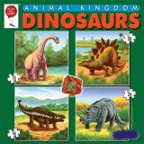 Dinosaurs, 4 puzzles