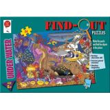 Find-Out Puzzles, Under Water