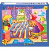 Little Red Riding Hood 24 Piece Story Puzzle