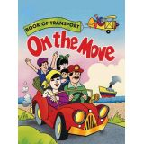 On the Move Preschool Book