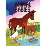 Animal Babies Preschool Book
